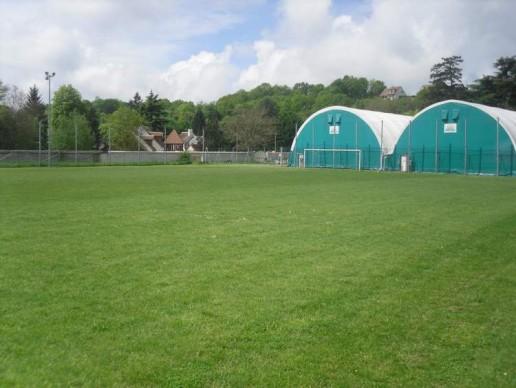 terrain entrainement_et bulles tennis
