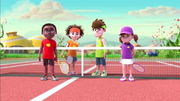 animation tennis du 13 au 17 02 asptt blois. Black Bedroom Furniture Sets. Home Design Ideas