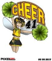 Pom Pom Girls – Cheerleading